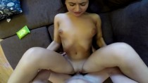 Tourist fucks local cutie with Norma